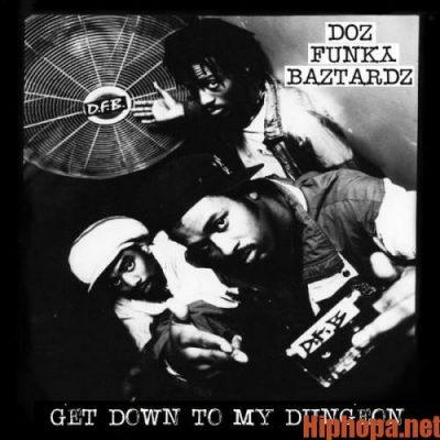 Doz Funky Baztardz What's Going On In A Baztard'z Mind 1993-1995 Ep